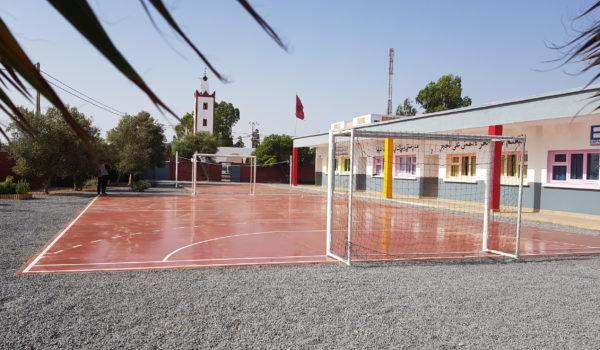 cheikh aidi terrain sport