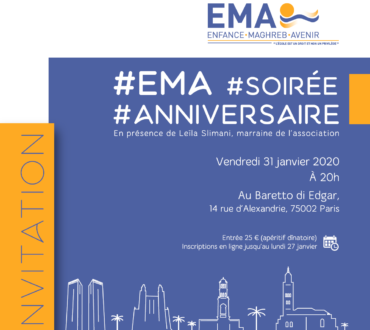 Soirée EMA 31 janvier 2020